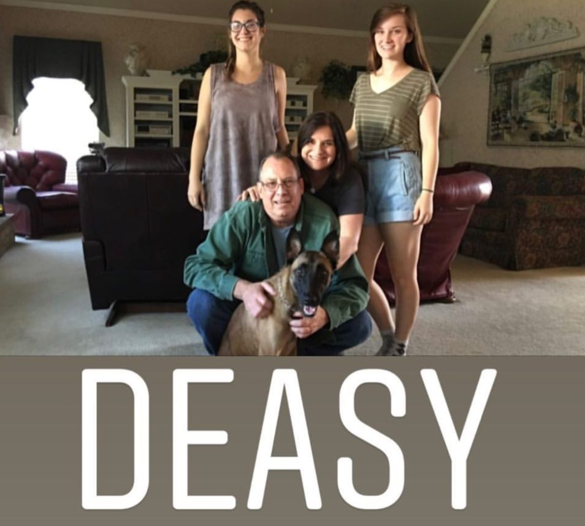 Deasy Family Protection Dog
