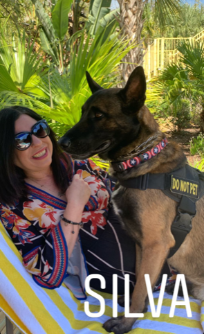 Silva Family Protection Dog