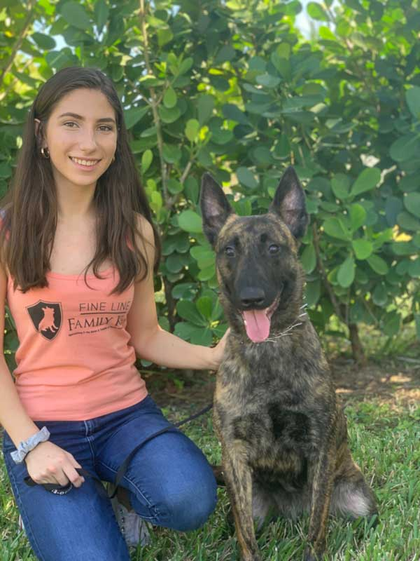 Rat Dutch Shepherd